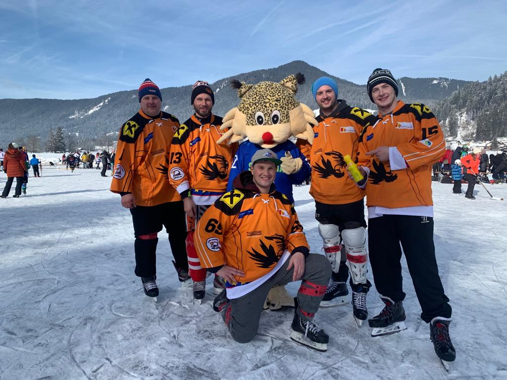 Tigers goes IceHockey!
