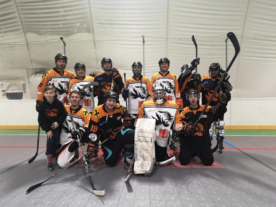 Skaterhockey-Turnier in Beltinci (Slowenien)