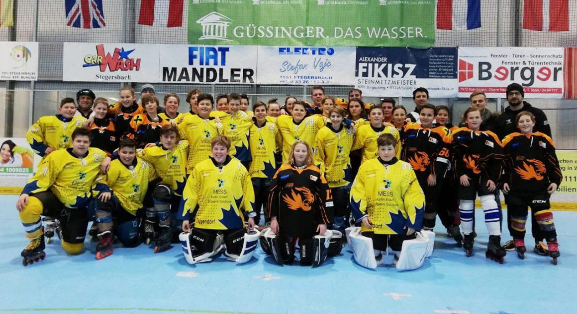 Internationales Freundschaftsspiel in Stegersbach