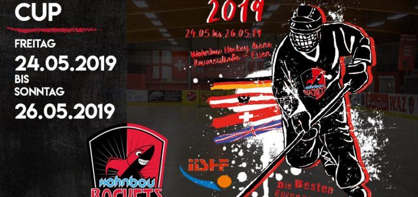 Europapokal in Essen (D)
