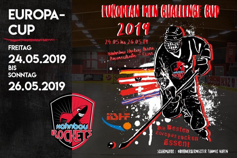 EUROPEAN MEN CHALLENGE CUP 2019