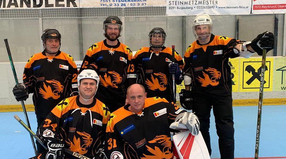 Veterans Cup 2019 geht an die Tigers