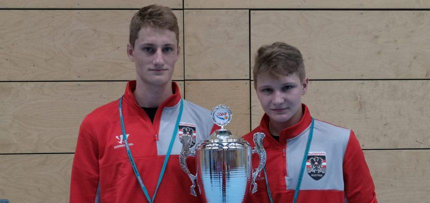 Österreichs U19 scheitert an Medaille