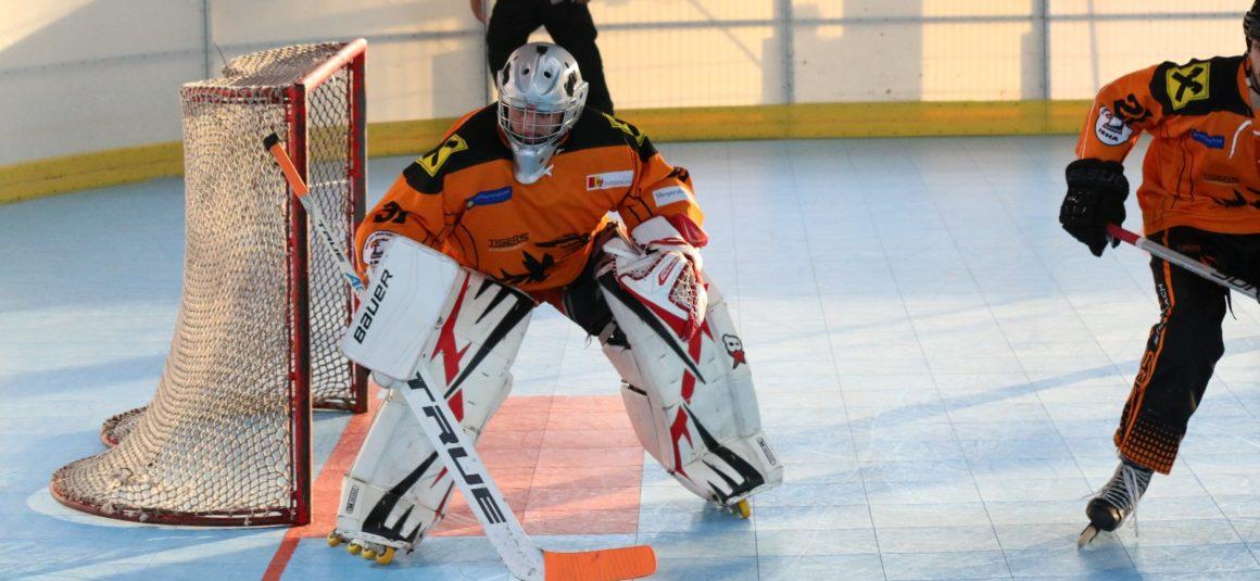 Ersatzgeschwächte Tigers holen 3 Wichtige Punkte in Salzburg