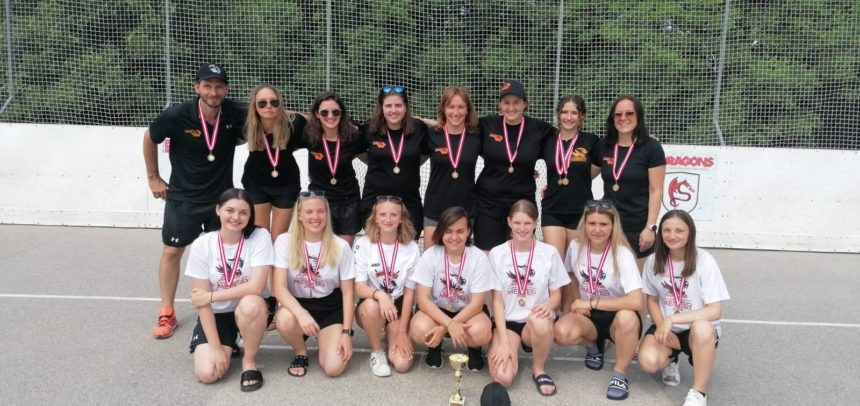 Damen erspielen Bronze in der Bundesliga