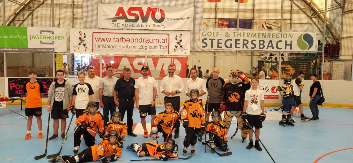 ASVÖ Familiensporttag in Stegersbach